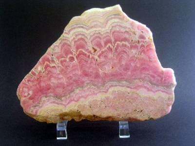 photos et propriétés de la pierre rhodochrosite