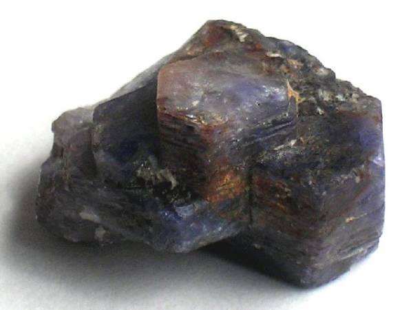 photo et propriétés pierre saphir