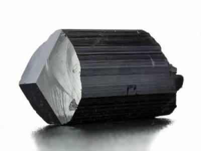 Oracle des pierres et coquillages tourmaline noire