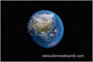 L'élévation de la fréquence vibratoire de la Terre et la 4e dimension