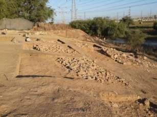 Les archéologues découvrent l'entrée de la cité biblique de Gath, ville du géant Goliath