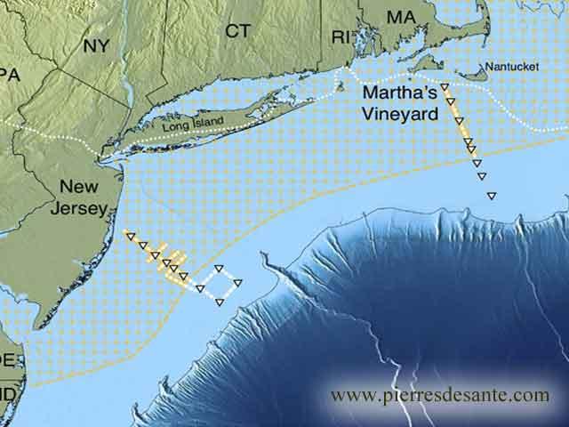 carte reserve eau douce atlantique