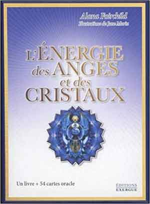 Oracle de l'énergie des anges et des cristaux
