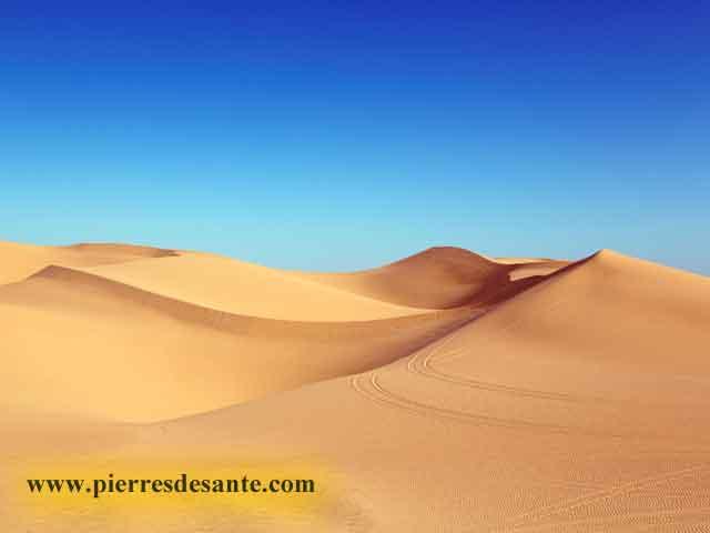 sable ressource essentielle