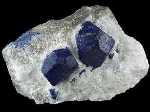 12 - Turquoise ou lapis-lazuli - pierres de naissance du mois de Décembre