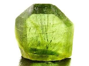 08 - Péridot - pierre de naissance du mois d'août