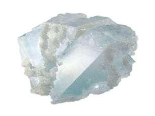 propriétés de la pierre topaze bleue